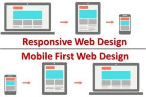 Mobile-First Design Webseiten erstellen